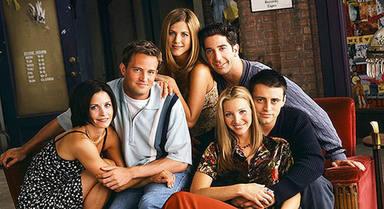 """Vols conèixer als actors de """"Friends"""" ?"""