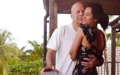 Bruce Willis y su mujer se reencuentran tras meses separados
