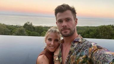 Los Hemsworth celebran el día de la madre