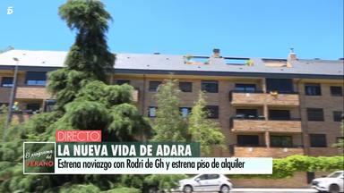 Adara Molinero y su casa de Madrid