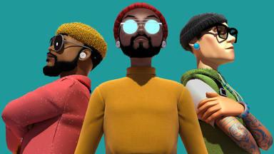 """Black Eyed Peas con """"Feel the Beat"""" agregan un ingrediente inesperado a un clásico de los 80 con Maluma"""