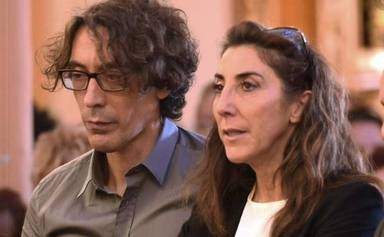 Paz Padilla y su marido Juan Vidal