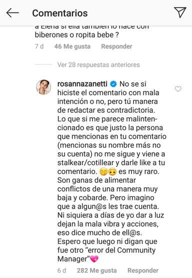 Rosanna Zanetti se defiende de las acusaciones de comercializar con niños