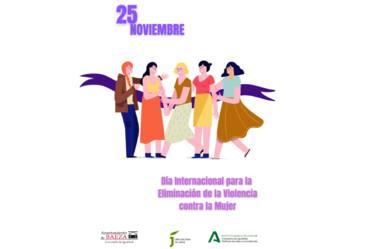 Baeza presenta su programación para el Día Internacional para la Eliminación de la Violencia contra la Mujer