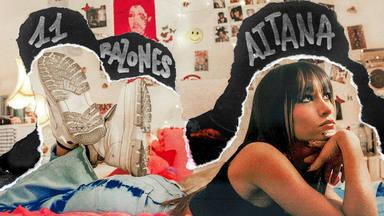 """""""11Razones"""" de Aitana se sitúa #1 en tendencias con su videoclip oficial y dispara a récord su escucha online"""