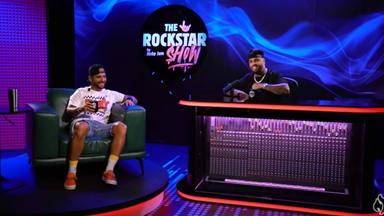 """Nicky Jam entrevista a Maluma en su podcast de vídeo 'The Rock Star Show': """"¿Vienes de familia de dinero?"""""""