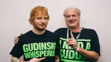El emotivo mensaje de Ed Sheeran rindiendo homenaje en memoria de la pérdida de su gran amigo