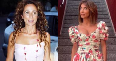 Los ocho grandes retoques estéticos de María Patiño: así ha cambiado su imagen en 20 años