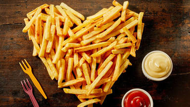 Cómo cocinar fritos saludables con poco aceite