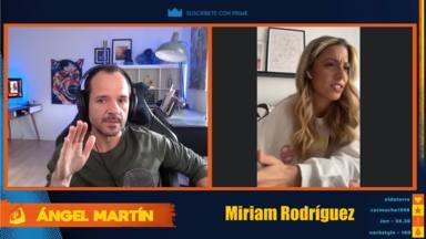 Miriam Rodríguez lanza su informativo matinal exprés al estilo de Ángel Martín