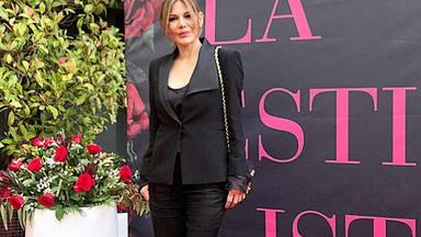 Ivonne Reyes durante la presentación de 'El estilista', la novela de Fiona Ferrer