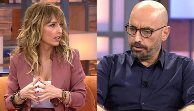"""El revelador mensaje de Emma García a Diego Arrabal tras su repentino adiós a 'Viva la vida': """"Lo he mandado"""""""