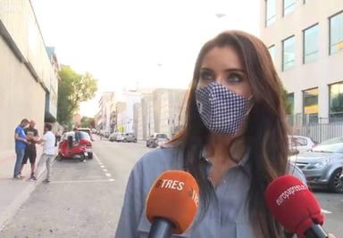 Pilar Rubio genera incertidumbre sobre su futuro laboral en su despedida de 'El Hormiguero'