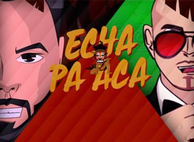 "Juan Magán y Pitbull te harán bailar con ""Echa pa acá"""