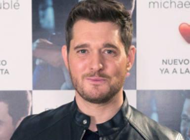 """Michael Bublé dice que su álbum es pura """"terapia personal"""""""