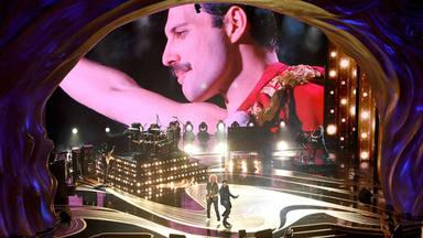 Épica apertura de la gala de los Óscars con Queen