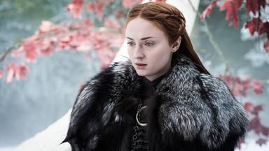 Sansa Stark (Sophie Turner) en 'Juego de Tronos'