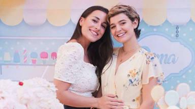 Paula Gonu y Laura Escanes