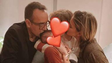 La cita más especial de Risto Mejide y Laura Escanes desde la llegada de su hija Roma