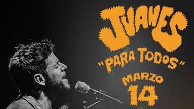 Pablo López actuará en el próximo concierto de Juanes en Colombia
