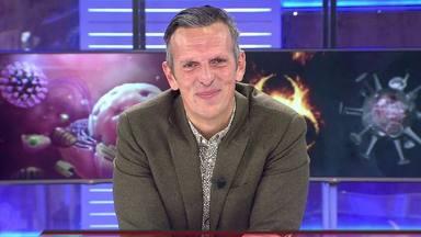 Joaquín Prat no puedo ocultar su emoción en Cuatro al día