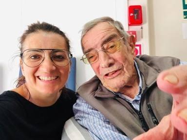 Silvia Abril pierde a una de las personas más importantes de su vida, su tío Rafel