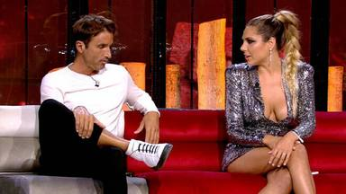 Supervivientes: Hugo Sierra e Ivana Icardi