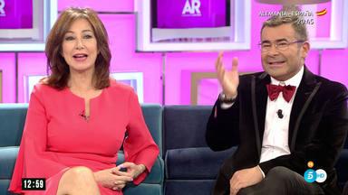 La propuesta de Jorge Javier a Ana Rosa para volver a trabajar juntos en las mañanas de Telecinco