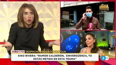 María Patiño, muy decepcionada con Isabel Pantoja