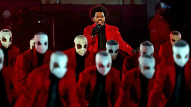 Reacciones ante la actuación en solitario de The Weeknd en la Super Bowl 2021