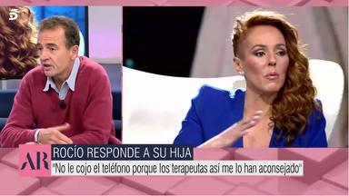 Alessandro Lequio responde a Rocío Carrasco