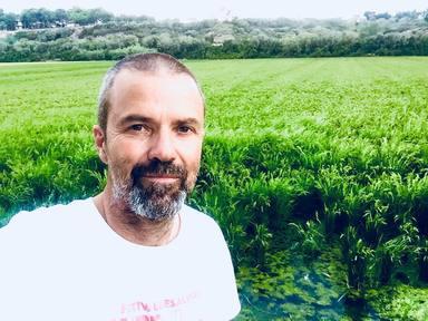 Pau Donés, de quien se cumple un año de su muerte, en una imagen de sus redes
