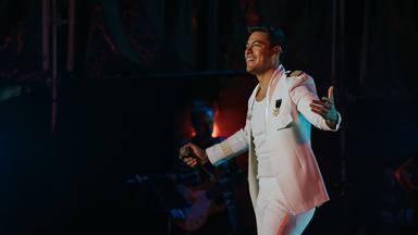 Carlos Rivera en el Cabaret Festival de Úbeda