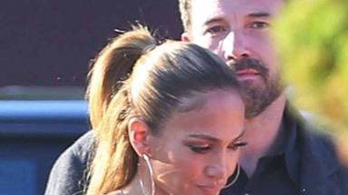 Jennifer Lopez y Ben Affleck pasean su amor