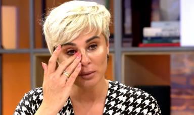 """Ana María Aldón se derrumba y confiesa las dudas que siente junto a Ortega Cano: """"¿Qué hago yo aquí?"""""""